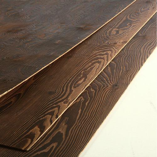 Smoked Pine Peeling Wood Veneer