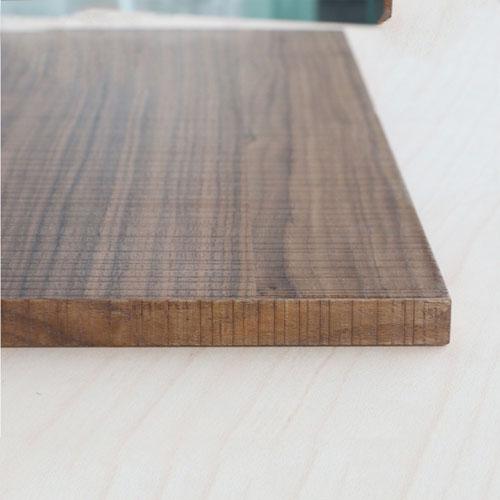 Walnut Natural Wood Finishing Panel