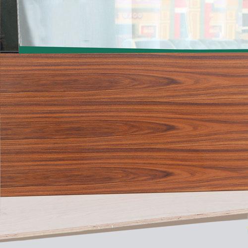 Natural Veneer Coating Plate