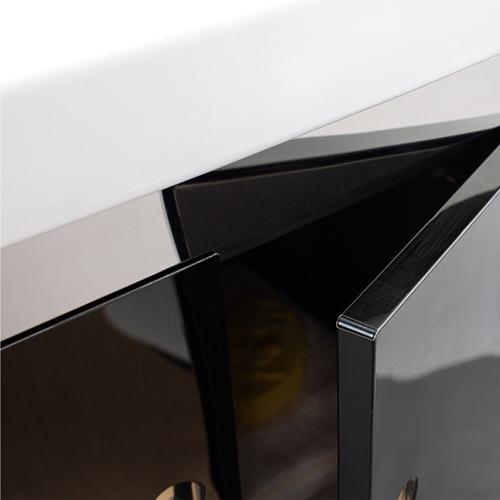 Modern SS Bathroom Vanity Cabinet