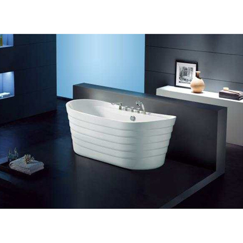 Luxury Solid Surface Freestanding Bathtub