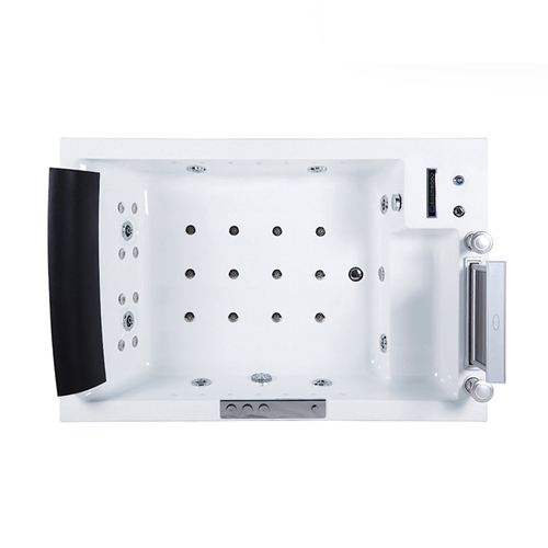 Hipo Acrylic Massage Bathtub with TV