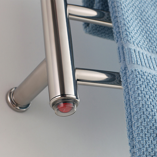 Electric Heating Stainless Steel Towel Rail