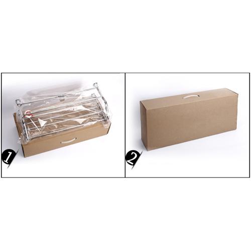Steel Rod Folding Towel Rack