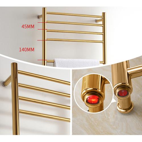 Superba Heated Ladder Towel Rail