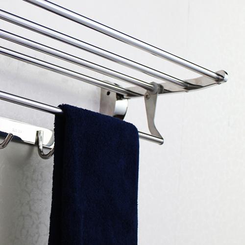 Tycoon Stainless Steel Folding Towel Rack