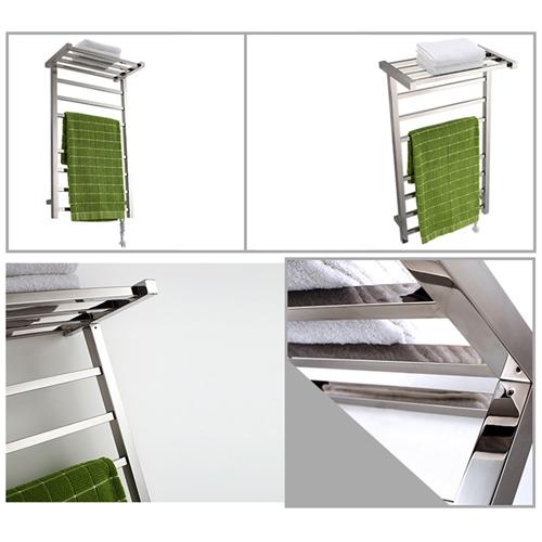 Electric Heating Shelf Towel Rail