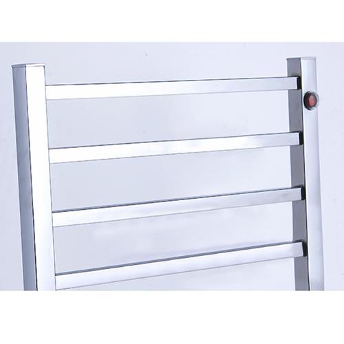 Floor Mounted 8-Bar Electric Towel Rail