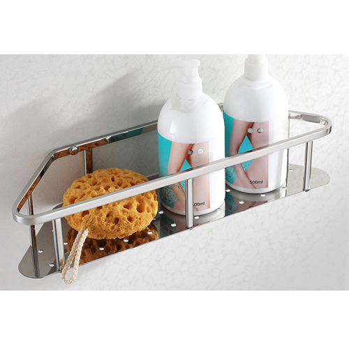 Stainless Steel Bathroom Perforated Shelf
