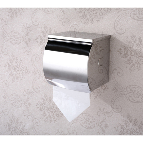 Stainless Steel Roll Toilet Paper Holder