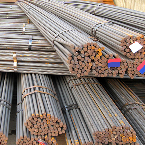 Rolled Ribbed Steel Reinforced Bar