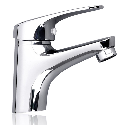 Siro Single Hole Hot And Cold Water Faucet