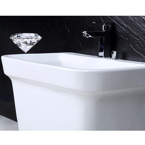 Ceramic Floor MOP Pool Tub
