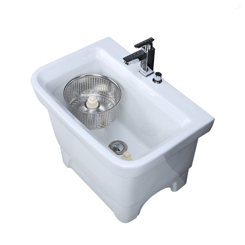 Ceramic Floor MOP Pool Tub