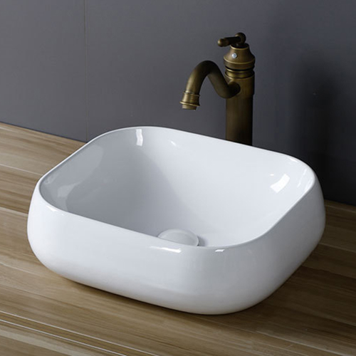 Drop In Table Top Ceramic Basin