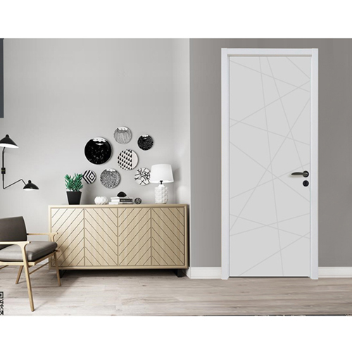 Unique Wooden Interior Paint Door
