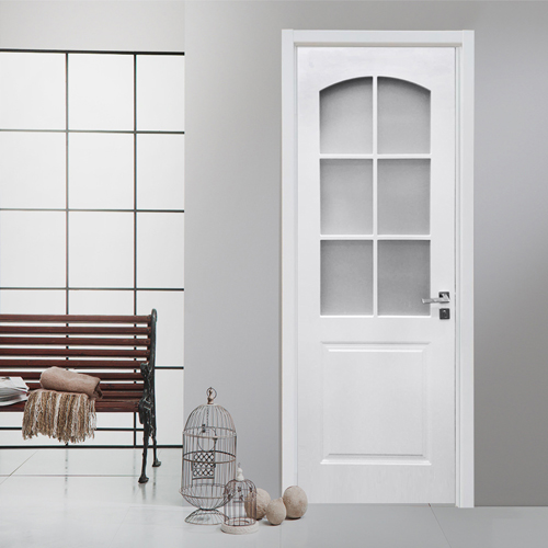 Kentucky Six Glass Panel Door