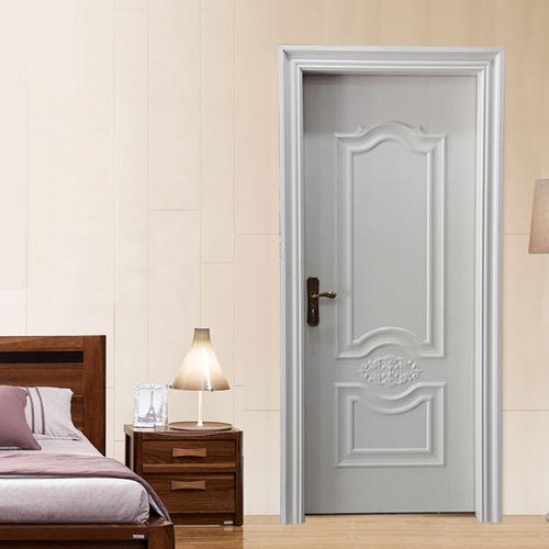 Wenge Aluminum Interior Door