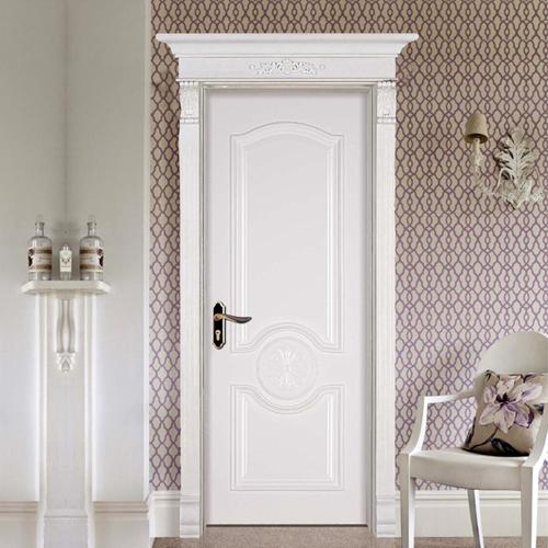 Architrave Entrance Wood Paint Door
