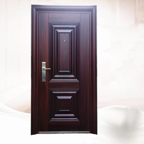 Single Rolled Steel Security Door