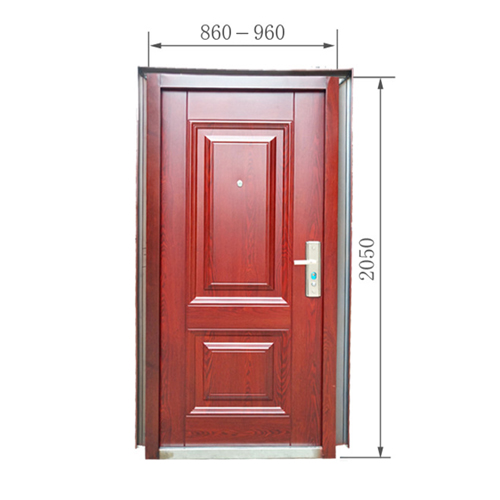 Fuxin Rolled Steel Security Door