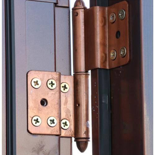 Crown Steel Security Entry Door