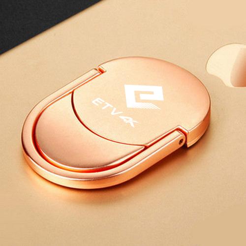 Promotional Metal Rotating Ring Smartphone Holder Image 7