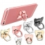 Custom Cat Shape Finger Grip Phone Holder Image 2