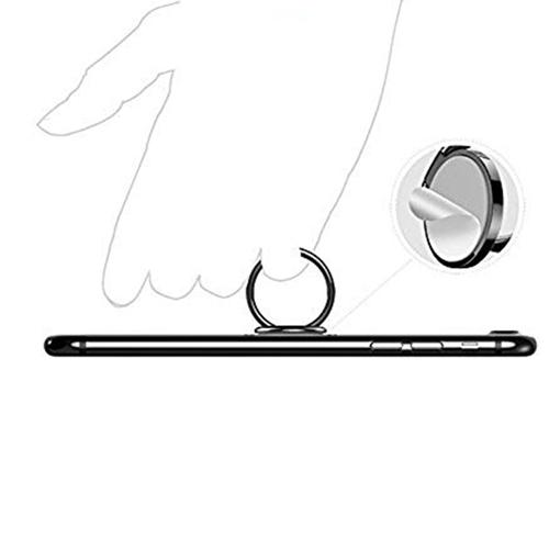 Symbol Finger Ring Smartphone Holder Image 13