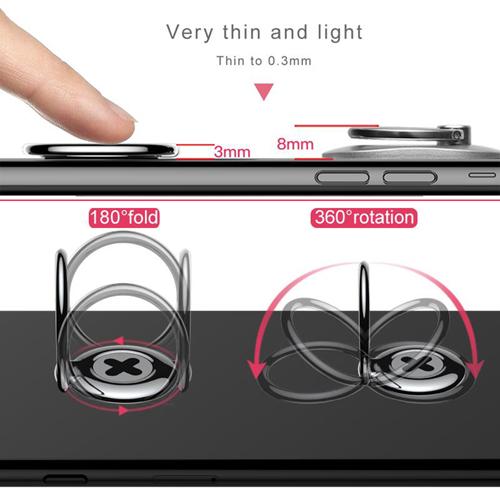 Symbol Finger Ring Smartphone Holder Image 2