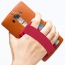 Mobile Phone Grip With Card Wallet Holder Image 10