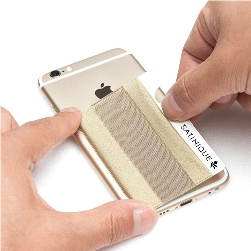 Mobile Phone Grip With Card Wallet Holder Image 8