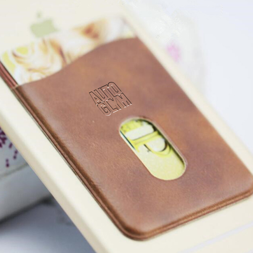 Promotional Adhesive Smartphone Card Holder Image 1