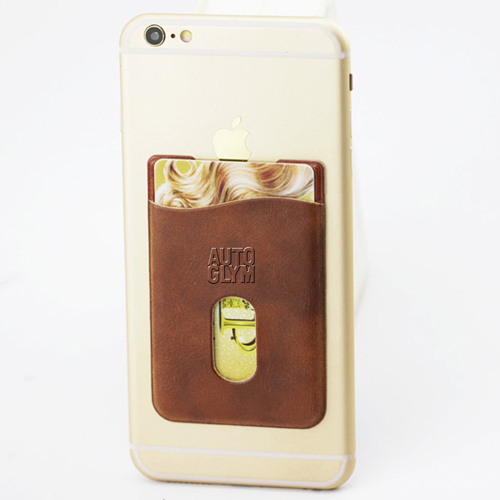Promotional Adhesive Smartphone Card Holder Image 2
