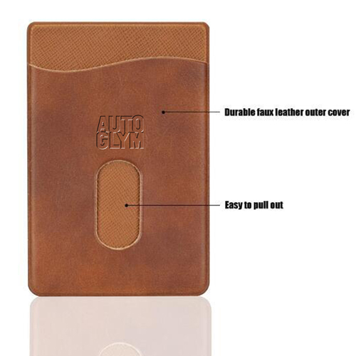 Promotional Adhesive Smartphone Card Holder Image 5