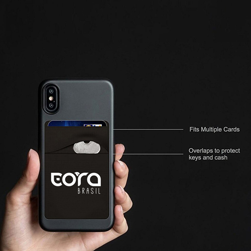 Stretchy Smartphones Card Sleeve Image 8