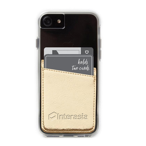 Adhesive Mobile Phone Card Wallet