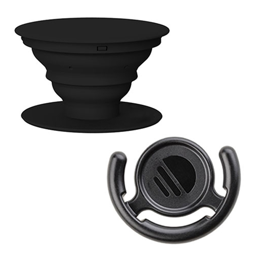 PopSocket Smartphone Holder with Car Clip Image 2