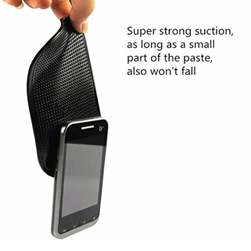 Car Sticky Non Slip Mat Phone Holder Image 2