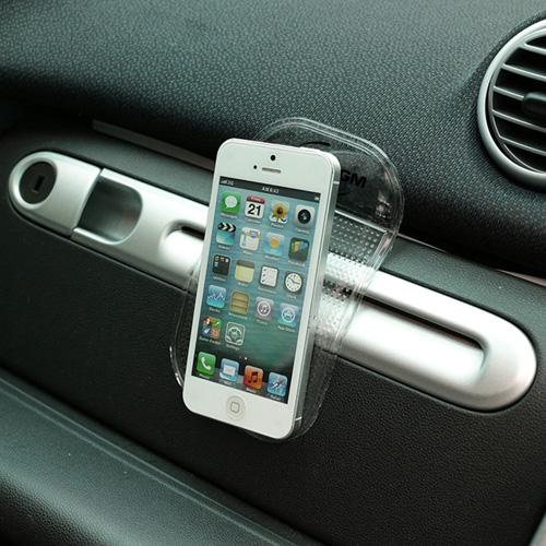 Car Sticky Non Slip Mat Phone Holder Image 3