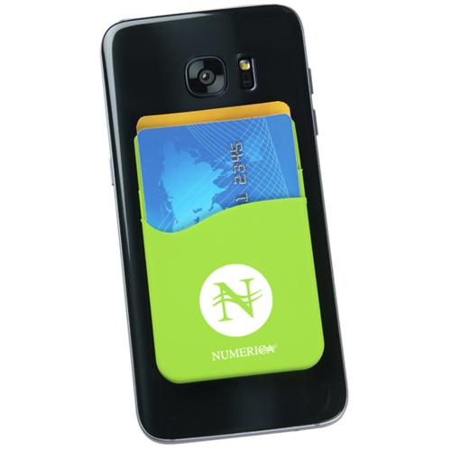 Double Pocket Smartphone Wallet Image 1