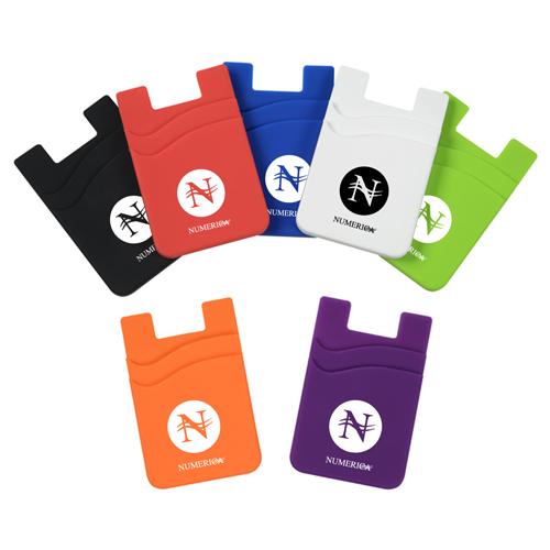 Double Pocket Smartphone Wallet Image 3