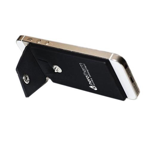 Silicone Smartphone Snap Pocket Wallet Image 7