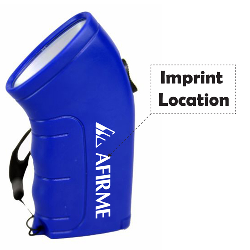 Assort Beam Pocket LED Flashlight Imprint Image