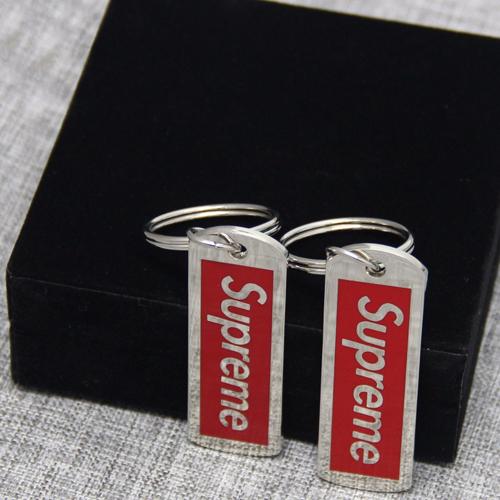 Custom Metal Tag Keychain Image 2