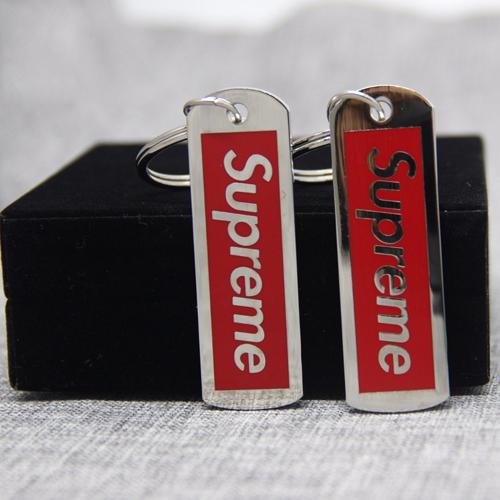 Custom Metal Tag Keychain Image 4