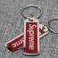 Custom Metal Tag Keychain Image 5