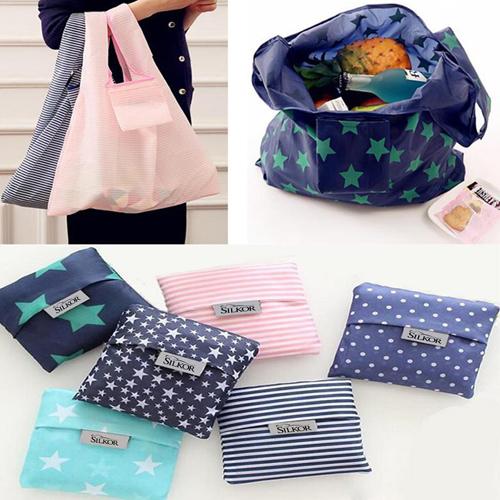 Custom Foldable Shopping Tote Bag