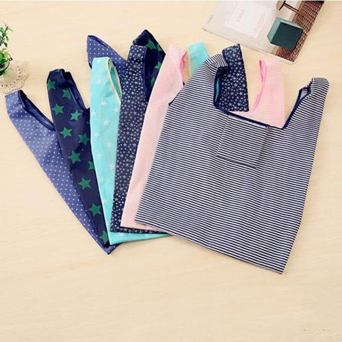 Custom Foldable Shopping Tote Bag Image 2
