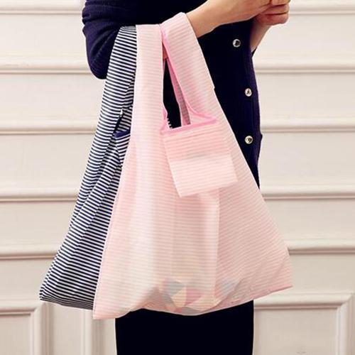 Custom Foldable Shopping Tote Bag Image 4